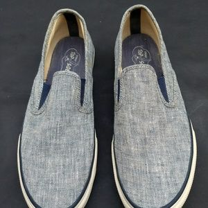 Sperry Shoes - Sperry Top-Sider® for J.Crew CVO slip-on sneakers.
